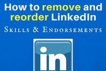 LinkedIn Infographics & Tips / Infographics and other interesting tips about how to get the most from LinkedIn. Brought to you by BloggingBistro.com. / by Blogging Bistro Laura Christianson