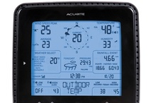 Weather Stations / www.acurite.com/weather/weather-forecast-stations.html -- A weather station is a device that collects and reports weather data from sensors and logs the data on a display. This data can be used to understand current conditions or provide short-term future weather forecasts. Also called a weather center, personal weather station, professional weather station, home weather station, weather forecaster and forecaster.