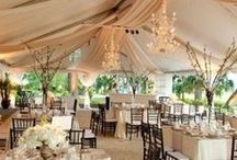 Outdoor Wedding Venues / Thinking about getting married outside? Look to these images for inspiration.