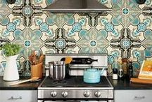 Mom's new kitchen / by Meagan Scroggs