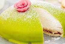 .•☀ღ Cakes ღ☀•. / by Kristin Mork McNulty