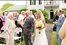 Wedding Ceremony Photos / When people look at wedding photos they often overlook the most important part, the ceremony itself. These shots should inspire you to plan a personal and meaningful ceremony. / by GigMasters.com