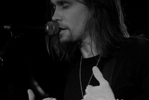 addicted to Myles / Beautiful, talented man