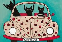 Slug-Bug....Crazy Fun / by Lisa Siler