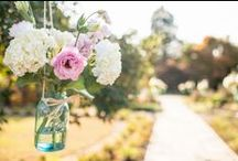 Wedding Flowers / A collection of beautiful wedding flowers, centerpieces and bouquets.