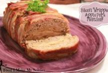 Pork/Ham/Sausages..Yum! / by Lisa Siler