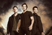 Supernatural / by Vanessa Lobato