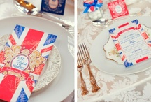 Tablescapes / They can be simple or glamourous, but nothing shows the look and feel of a wedding more than the tablescapes. For more great examples, check out our weekly #Real Wedding Feature at wedding-blog.gigmasters.com