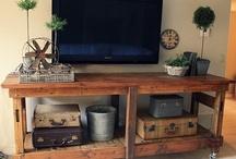 Pallets & Recycled Lumber / by Cheryl McDonald-Keene