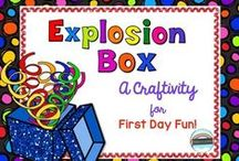 Back to School RCL / Everything you need to get your elementary classroom off to a great start!