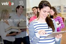 A scuola con iPad 2012 / Non è vero che il futuro sarà peggiore.  La scuola può essere e deve essere il traino per un contagio digitale.   Ci sono sorrisi che ti fanno capire che se vuoi un futuro migliore non ti resta che iniziare