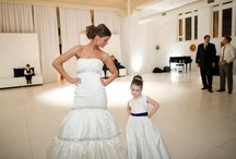 Kids at Weddings / Whether or not to have kids at or in your wedding is an age old debate for engaged couples. The cuties in these pictures might just push you toward inviting little ones.