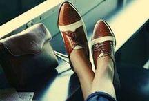 Shoes / by Natasha Moore