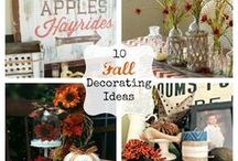 Fall DIY and Crafts / Fall DIY and crafts!