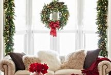 Christmas Decor and Crafts / Some of the best holiday and Christmas decor, crafts and DIY projects from around the web!