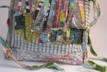 Fabric Alterations / Wearable art; home decor sewing projects / by Karen Campbell