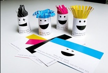 Business Cards / Creative cards! / by Blogging Bistro Laura Christianson