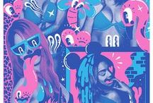 Ape on the Moon / Showcasing the best in contemporary illustration and the people behind it.