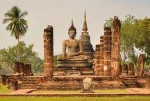 Travel Destination: Asia / by Margie Banz Killian