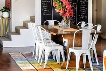 Dining Room Inspiration / by Hilary Browning