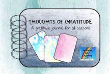 Learning With Gratitude / Inspiration, resources and lessons to fill our hearts.