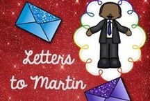 Learning With Black History Resources / Ideas and lessons for celebrating Martin Luther King Day and Black History Month