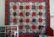 Quilt Decor 2 / by Cherokee Haab