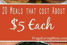Home Cooking on a Budget / Budget-friendly ideas for feeding your family.