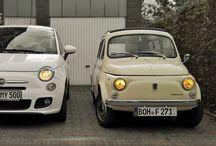 Oldtimer Fiat Autobianchi 500 / Fiat 500 Erlebnisse des Alltags