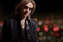 "YOSHIKI of ""X JAPAN"" / News Article"