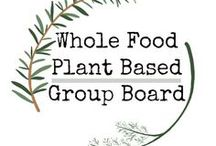 Whole Food Plant Based | Group Board / This board features recipes that embrace the beauty of whole foods! Please keep recipes focused on whole foods, with minimally processed ingredients, ideally with no oil. All recipes MUST be plant-based. Please only vertical pins. If you would like to join the board please follow and message me :) Happy Cooking, y'all!