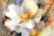 Sztuka - kwiaty