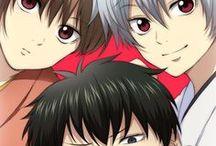 Gintama: Genderbender   Dekobokko Arc   Genderswap / Genderbend - ❤, Gintama - ❤, Gintama genderbend - ❤❤❤