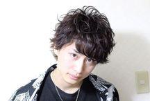 撮影 / 大阪の友人がヘアセットしてくれて撮影したものです。