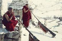 Bouddhisme / Photographie sur le thème du bouddhisme, de la spiritualité, de la méditation...