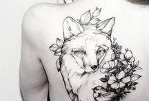 Tattoo / Idées pour mes prochains tatouages