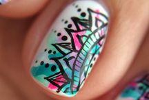 Uñas / Uñas decoradas y diseños de uñas