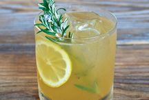 COCKTAILS ALCOOL / Boissons alcoolisées