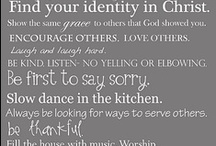 Quotes, saying, signs / by Chelsea Elam