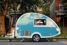 modern & vintage trailers / by Nicole Galletta Gibson
