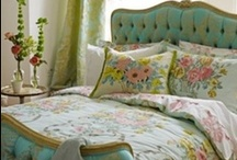 Bedrooms, sleeping areas, serenity / by Lissa Pins