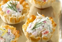 Appetizers / by Lissa Pins