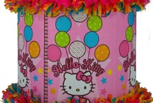 Hello Kitty Party / by World of Pinatas
