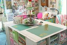 Craft room / by Lisa