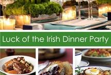 Food ~ Irish (for my Irish Hubby) / by Lissa Pins