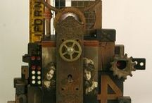 Contraptions / by Phyllis Harland