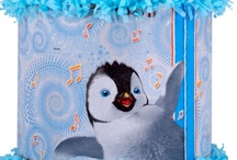 Happy Feet Party / by World of Pinatas