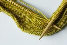 Crafty (Knitting) / by Ashley
