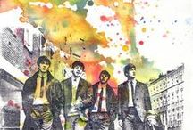 the Beatles / by Natalia Wood
