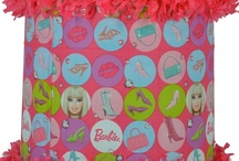 Barbie party / by World of Pinatas